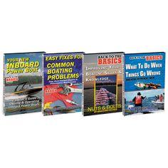 Bennett DVD - Boating Skills DVD Set - https://www.boatpartsforless.com/shop/bennett-dvd-boating-skills-dvd-set/