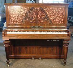 Collard & Collard upright piano  from Besbrode Pianos Leeds by Besbrode Pianos Leeds, via Flickr