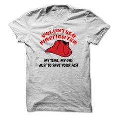 Volunteer Firefighter T Shirts, Hoodies. Check price ==► https://www.sunfrog.com/LifeStyle/Volunteer-Firefighter.html?41382 $19