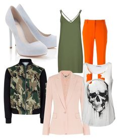 """""""Untitled #35"""" by andyytorress on Polyvore featuring Lipsy, Topshop, STELLA McCARTNEY and New Look"""