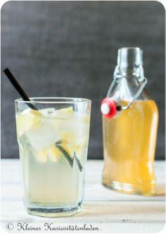 Lemon Squash aka Rosi Brause