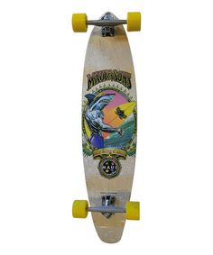 Take a look at this King Shark Longboard by Maui and Sons on #zulily today!