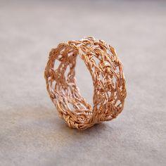 kreatives Armband aus zwei symmetrische Teile - z.B. Löffelgriffe ...
