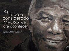 Nelson Mandela, grande ser Humano, grande politico