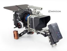 see our Blackmagic Cinema Camera accessory kit at Band Pro Film & Digital booth C10408 #BMCC #MOVCAM