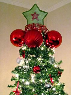 Christmas Tree Toppers
