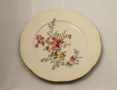 China Dinner Plate - Homer Laughlin