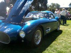 2012 Palo Alto Concours d'Elegance | Drivers Who Know - Gato Ferrari