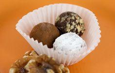 Cream Cheese Chocolate Truffles Recipe | NatashasKitchen.com