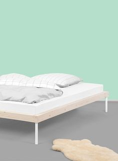 neue Werkstatt NW2 Bett