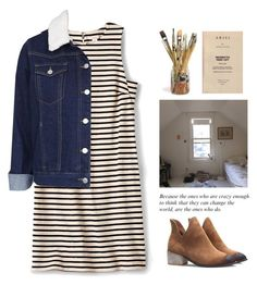 """""""2724."""" by a-colette ❤ liked on Polyvore featuring FOSSIL and Topshop"""