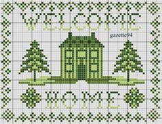 gazette94: WELCOME HOME