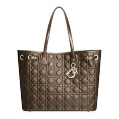 Dior M1017OPCD M791 Large 'Dior Panarea' shopping bag in bronze canvas  #panarea #sicily #sicilia #eolie