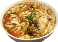 酸辣湯(サンラータン)の作り方 - おいしい台湾料理の簡単レシピ