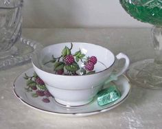 Tea with a Friend is a Special Time of Day by Jeanne on Etsy