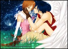 vision of escaflowne kiss - Google Search