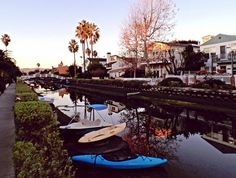 The official place for things to do in Los Angeles. Venice Canals, I Love La, Venice Beach, The Neighbourhood, Places To Go, Things To Do, Traveling, Bucket, California