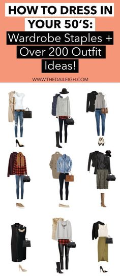 How To Dress Over 50 | Fashion Tips for Women In Their 60's | How To Dress At 60 | Wardrobe Basics | Outfit Ideas #WomensFashionTips #women'sfashionover60 #women'sfashionforover60's #women'sfashionforover50 #women'sfashionover50