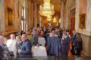 ©AndreasTischler.com - Beste Stimung beim VIP-Empfang anlässlich Spatz & Engel Benefiz-Premiere im Burgtheater