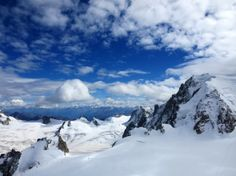 L'Aiguille du Midi - Bilingual Story + French Mountain Sport Vocabulary - Learn French