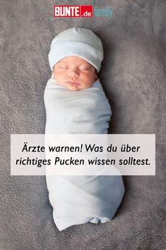 a3882d8e290e Hebammen-Tipp  Babys einwickeln  Ärzte warnen! Was du über richtiges Pucken  wissen solltest