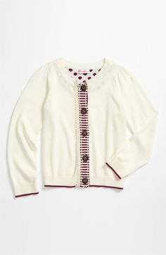 Design History Cardigan (Little Girls) available at #Nordstrom