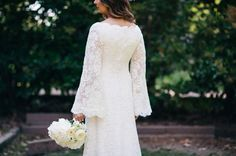 mary kate and ashley wedding dress