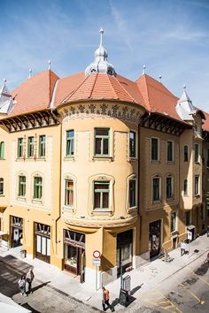 ORADEA - Preservation and Rehabilitation of The Historic Area Europe, Architecture Art, Art Deco, Mansions, Live, House Styles, Health, Travel, Beautiful