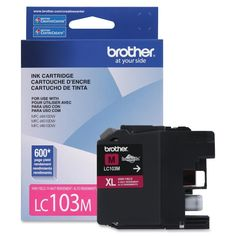 Brother Innobella LC103M Ink Cartridge -