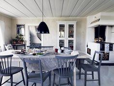 Island of white: La douceur et simplicité scandinave