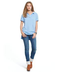 Boyfriend Polo Shirt - Polo Ralph Lauren Polos - RalphLauren.com
