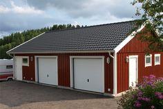Björklidens - Garage och carportar