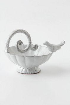 Bird Bath Trinket Dish #anthropologie