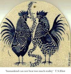 tiles by Iris Milward