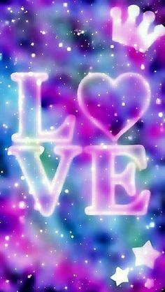 New wallpaper fofos femininos borboleta Ideas Galaxy Wallpaper, Wallpaper Space, Glitter Wallpaper, Heart Wallpaper, Iphone Background Wallpaper, Purple Wallpaper, Butterfly Wallpaper, Love Wallpaper, Colorful Wallpaper