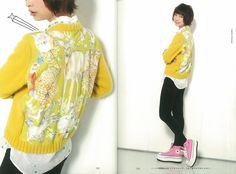 AKB48,SKE48,NMB48,HKT48【おしゃれ総選挙!/Fashion Book】 - voz_48 (21).jpg - Minus