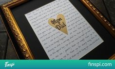 How to Include Dad in Wedding | Wedding Planning, Ideas & Etiquette | Bridal Guide Magazine #gifts #parents #note #mom #dads #gifts for mom #wedding day #gift to bride #parent gifts