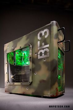"Case Mod ""BATTLEFIELD 3"" PC Case Mod..... VIDEO Posted Today! - bit-tech.net Forums"