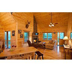 Tranquility. Escape to Blue Ridge Cabin