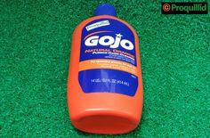 GOJO Pumice Hand Cleaner / Pembersih / Pencuci Tangan Natural Orange / Aroma Jeruk Segar Alami 0957 14 OZ / 414 ML (Made in USA)