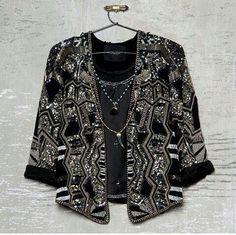 Rapsodia jacket