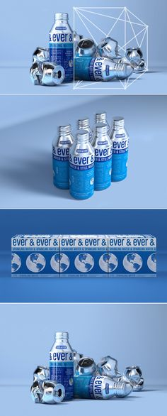 A Solution to Plastic Water Bottles Is Here, and It's Not What You Expected | Dieline