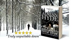 If you love thrillers and like Jack Reacher then you need to try Kingmaker: A Harry King Thriller by Adrian Hyde. For more information go to www.adrianhydebooks.com