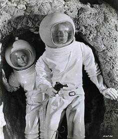 James Olson & Catherine Schell, Moon Zero Two, 1969