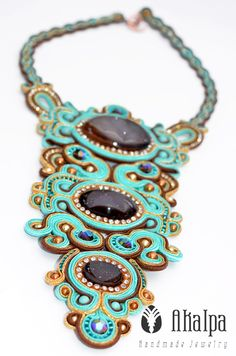 Kebaya Necklace (available)