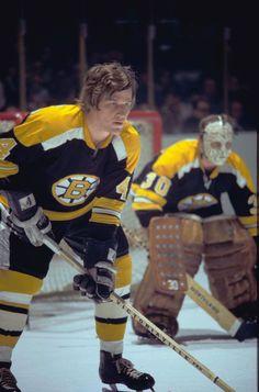 Cheevers and Orr Boston Sports, Boston Red Sox, Ice Hockey Teams, Hockey Stuff, Bobby Orr, Boston Bruins Hockey, Star Wars, Stanley Cup Champions, Nhl Players