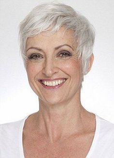 Short Hairstyles For Seniors Fine Hair Pixie For Mature Ladies  Older Women Hairstyles