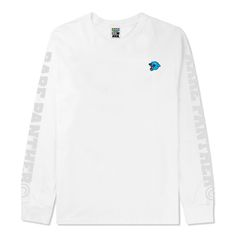Image of WHITE RP© PANTHER L/S TSHIRT