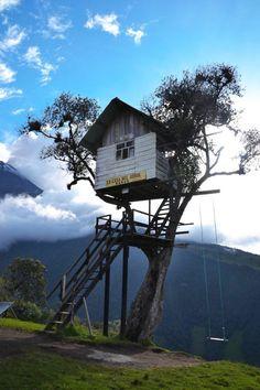 L'architettura Incontra La Fantasia: Ecco Alcune Tra Le Case Sull'albero Più Belle Del Mondo