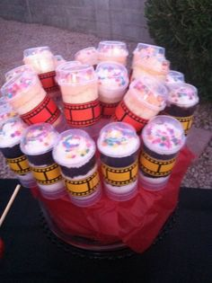 Michele's Push-Pop Cupcake Recipe! | Thefrugalcrafter's Weblog